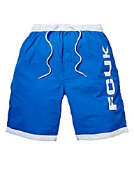 French Connection FCUK Side Swimshort