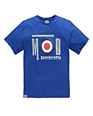 Lambretta Mod Royal T-Shirt Long