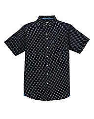 Lambretta Whisper Navy Shirt Regular