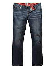 Lambretta Cyrus Dark Wash Jean 31In Leg