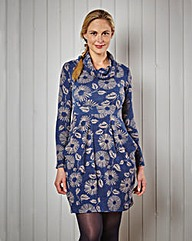 Lily & Me SunFlower Print Dee Dress