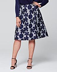 AX Paris Full Printed Skirt