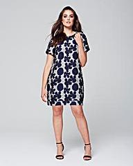 Ax Paris A-Line Shift Dress