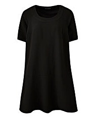 Manon Baptiste By Navabi Peplum Dress