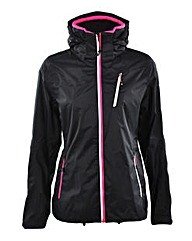 HI-TEC SWINDON WOMENS WATERPROOF JACKET