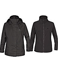 Trespass Nana Ladies 3 In 1 Jacket
