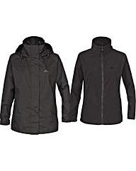 Trespass Nana Ladies 3 In 1 Jacket