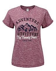 Tog24 Brett Womens T-Shirt Outfit