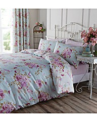 Catherine Lansfield Blossom Curtains
