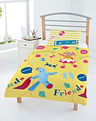 In The Night Garden Panel Duvet Cover
