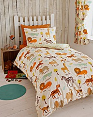 My Safari Toddler Duvet Cover