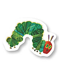 The Very Hungary Caterpillar Cushion