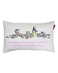 Roald Dahl Storytime Matilda Cushion
