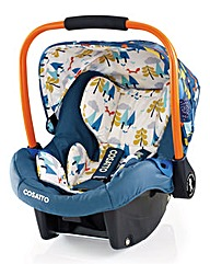 Cosatto Port 0 Car Seat - Foxtale