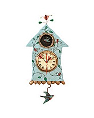 Allen Designs Fly Bird Clock