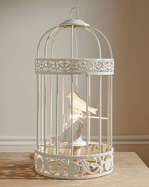 Birdcage Table Lamp | Jacamo