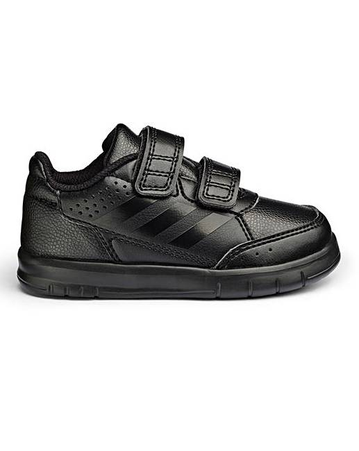 adidas nere maculate