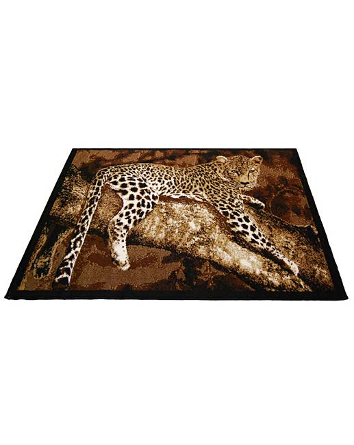 leopard rug fashion world