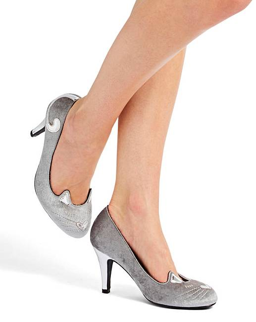 Joe Browns Cat Shoe Extra Wide Eee Fit