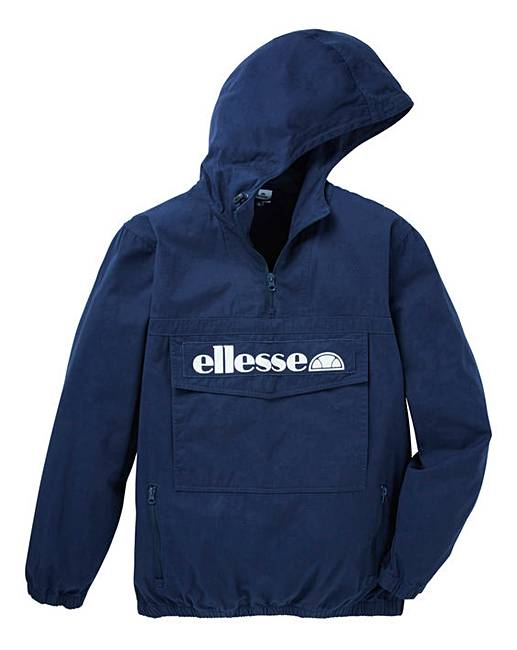 ellesse lerzio overhead jacket fashion world. Black Bedroom Furniture Sets. Home Design Ideas