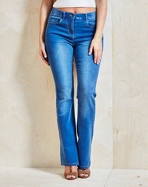 Shop our collection of high-waisted skinny jeans. Available with tall inseams & in plus sizes, our high wasted jeans for tall women will be a great fit no matter your size.