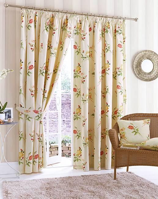 Wendy Tait Summer Garden Curtains