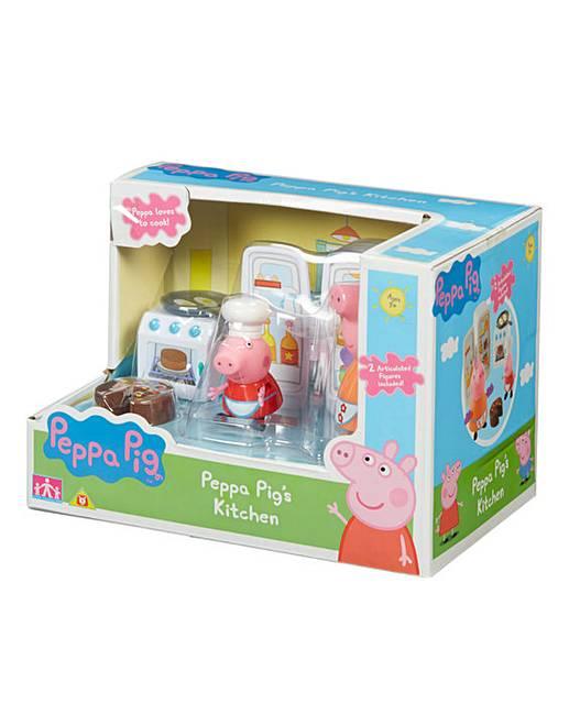 peppa pig kitchen playset fifty plus