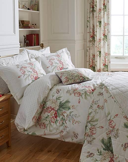 sanderson tournier duvet cover set fifty plus. Black Bedroom Furniture Sets. Home Design Ideas