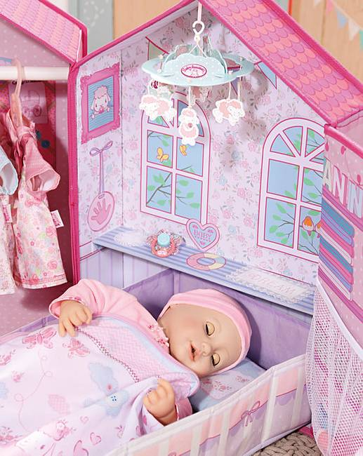 Baby Annabell Bedroom | Fifty Plus