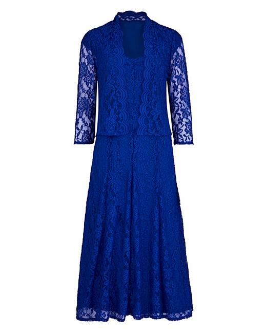 Nightingales Lace Dress And Jacket Ambrose Wilson