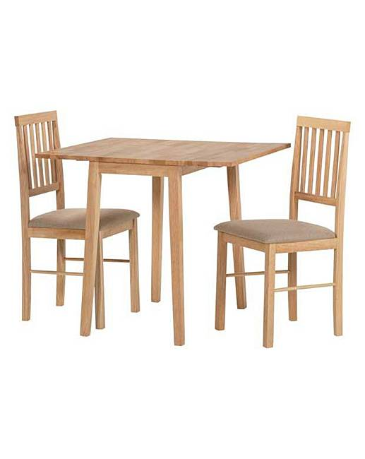 Extendable Dining Table and 2 Chairs J D Williams : ej31582 3193206mruc17614442x from www.jdwilliams.co.uk size 517 x 650 jpeg 41kB