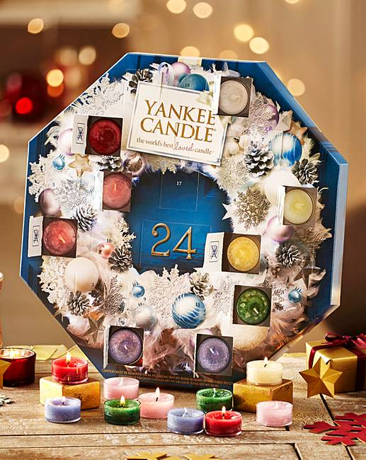 Yankee Candle Christmas Present Advent The Brilliant