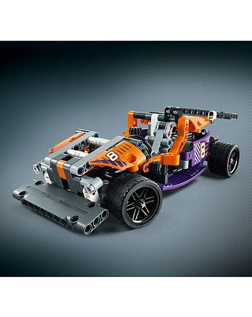 lego technic race kart fashion world. Black Bedroom Furniture Sets. Home Design Ideas
