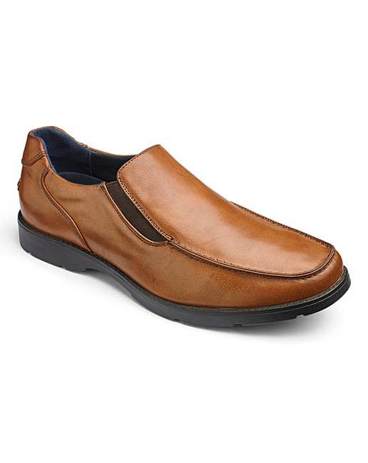 cushion walk casual slip on shoes wide marisota