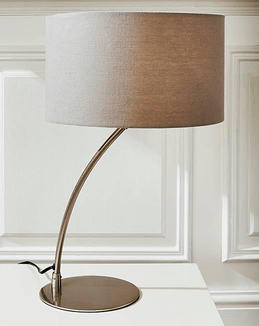 Curve table lamp marisota for Curva 2 floor lamp