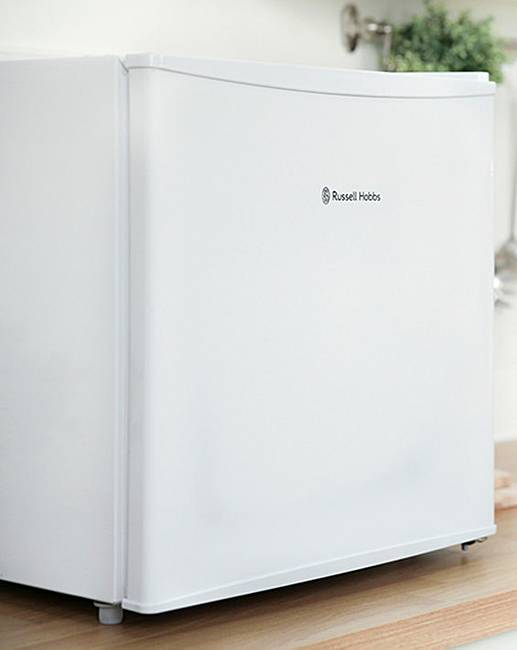 Russell hobbs table top freezer white j d williams for Table top freezer