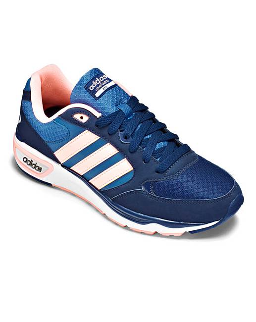 Adidas Cloudfoam 8tis Womens Trainers Fashion World