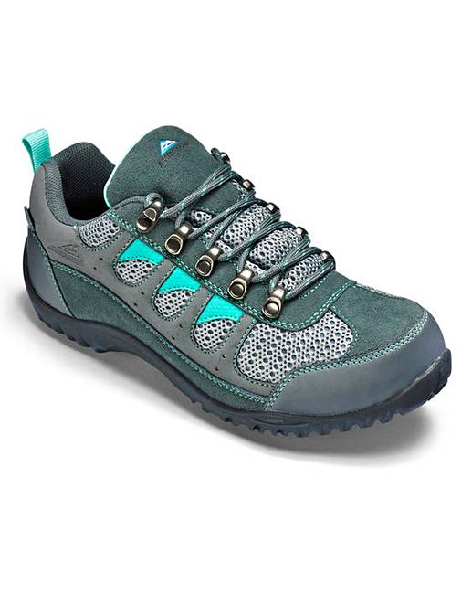 snowdonia waterproof walking shoes e fit fashion world