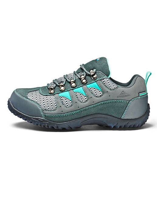 snowdonia waterproof walking shoes eee premier