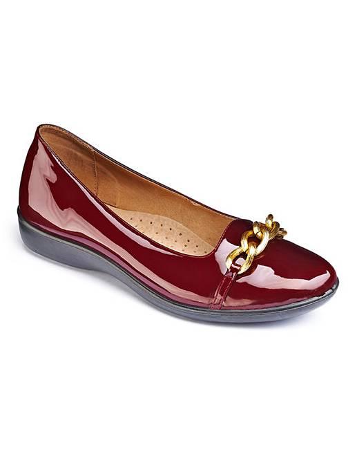 cushion walk slip on shoes e fit marisota