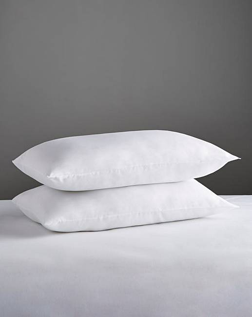 anti allergy bounce back pillows julipa. Black Bedroom Furniture Sets. Home Design Ideas