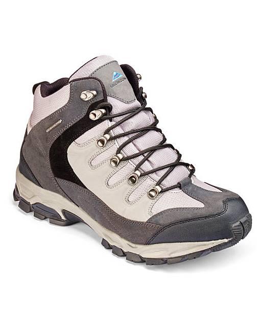 Womens Extra Wide Walking Shoes Waterproof