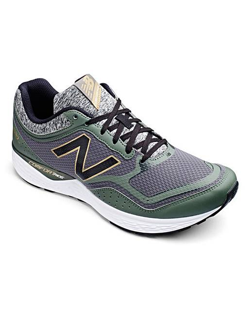 mens new balance 520 trainers extra wide jacamo. Black Bedroom Furniture Sets. Home Design Ideas