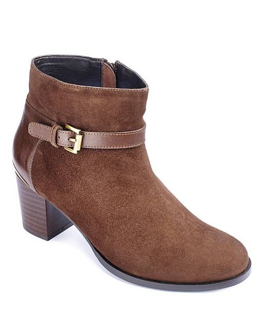dal ankle boots eee fit j d williams