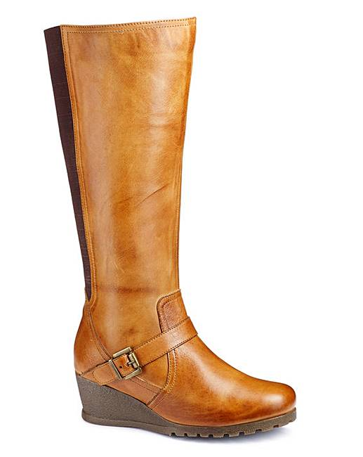 lotus boots eee fit curvy calf julipa