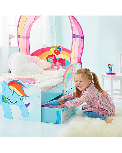My Little Pony Toddler Bed | Marisota