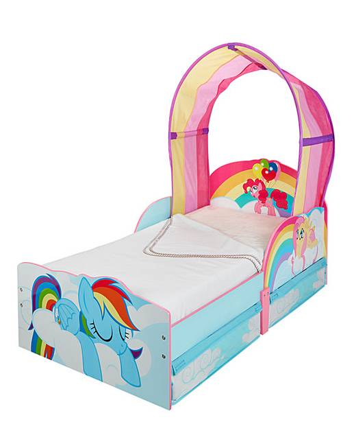 My Little Pony Toddler Bed | J D Williams