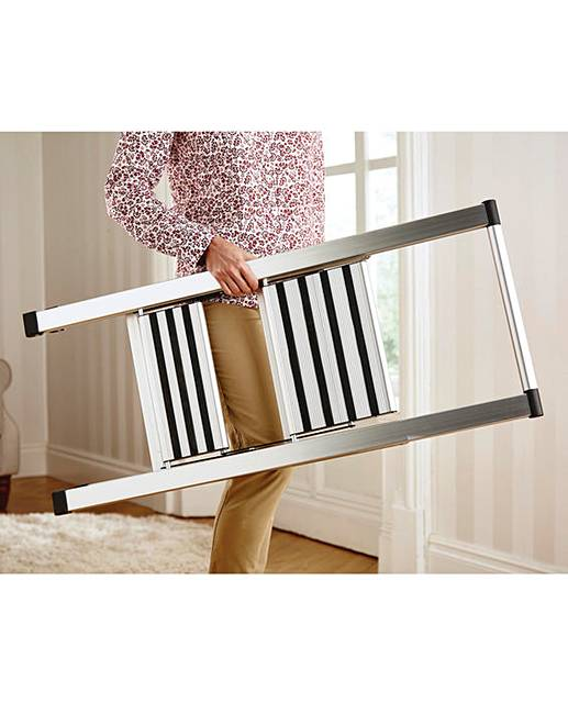 Ultra Slim And Lightweight Step Ladder House Of Bath