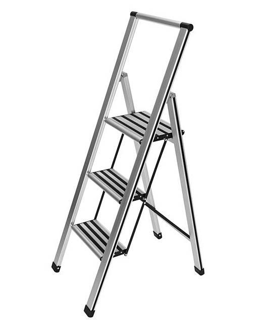 Ultra Slim and Lightweight Step Ladder  sc 1 st  House of Bath & Ultra Slim and Lightweight Step Ladder | House of Bath islam-shia.org