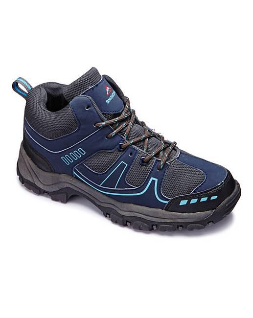 ladies snowdonia walking boots eee fit j d williams. Black Bedroom Furniture Sets. Home Design Ideas